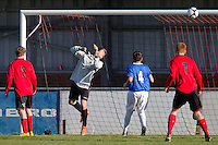 Eastbourne Borough FC u18s (4) v Rottingdean Village FC u18s (3) 18.11.12