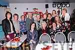 Women's Christmas: Ladies from the Kilflynn area celebrating Women's Christmas at Parker's Bar, Kilflynn on Friday night last.