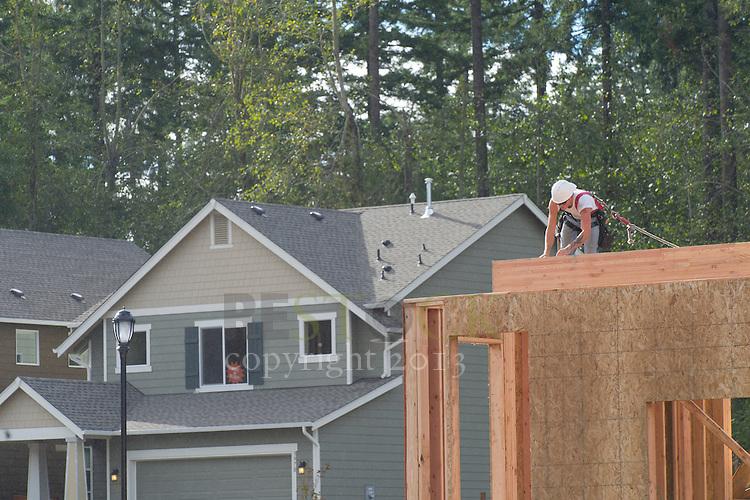 building a new neighborhood