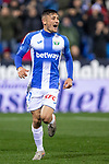 CD Leganes's  Oscar Rodriguez Arnaiz during La Liga match 2019/2020 round 16<br /> December 8, 2019. <br /> (ALTERPHOTOS/David Jar)