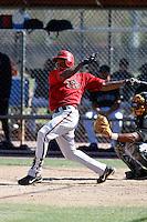Isaias Ascenio - Arizona Diamondbacks - 2009 spring training.Photo by:  Bill Mitchell/Four Seam Images