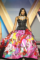 Naomi Campbell walks the Runway at Fashion for Relief Cannes 2018 during the 71st annual Cannes Film Festival at Aeroport Cannes Mandelieu on May 13, 2018 in Cannes, France.<br /> CAP/GOL<br /> &copy;GOL/Capital Pictures