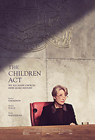 THE CHILDREN ACT (2017)<br /> POSTER<br /> *Filmstill - Editorial Use Only*<br /> CAP/FB<br /> Image supplied by Capital Pictures
