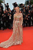 "CANNES, FRANCE. May 18, 2019: Helen Mirren at the gala premiere for ""The Most Beautiful Years of a Life"" at the Festival de Cannes.<br /> Picture: Paul Smith / Featureflash"