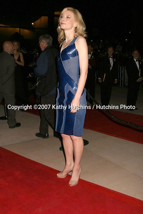 Cate Blanchett.Palm Springs Film Festival Gala.Palm Springs Convention Center.Palm Springs,  CA.January 6, 2007.©2007 Kathy Hutchins / Hutchins Photo....