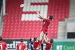 George Earle.RaboDirect Pro12.Scarlets v Leinster.Parc y Scarlets.01.09.12.©Steve Pope.