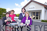 The Gala Gathering Edenburn Reunion A Recall of Memories through slideshow will take place at the Pavillion, Ballygarry Hotel on June 16th. Pictured were: Bridget Culloty, Joan Glover, Siobhan O'Sullivan and Margaret Enright.