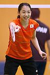 Misaki Matsutomo (JPN), JULY 19, 2016 - Badminton : Training for Rio Olympic Games in Tokyo, Japan. (Photo by Sho Tamura/AFLO SPORT)