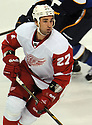 Detroit Red Wings Kyle Quincey (27)