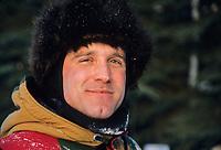 Steve Brice portrait, Alaska
