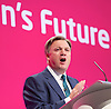 Ed Balls speech <br /> Labour Party Conference, Manchester, Great Britain <br /> 22nd September 2014 <br /> <br /> Ed Balls MP <br /> Shadow Chancellor<br /> Stability &amp; Prosperity debate<br /> <br />  <br /> <br /> Photograph by Elliott Franks <br /> Image licensed to Elliott Franks Photography Services