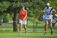 Cristie Kerr (USA) approaches the tee on 5 during round 4 of the 2018 KPMG Women's PGA Championship, Kemper Lakes Golf Club, at Kildeer, Illinois, USA. 7/1/2018.<br /> Picture: Golffile | Ken Murray<br /> <br /> All photo usage must carry mandatory copyright credit (&copy; Golffile | Ken Murray)