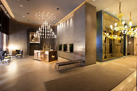 Lobby at 95 Wall Street