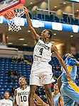 Kolbe-Cathedral vs Bassick Varsity Boys Basketball 2014-15