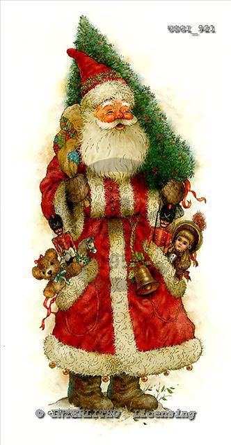 GIORDANO, CHRISTMAS SANTA, SNOWMAN, WEIHNACHTSMÄNNER, SCHNEEMÄNNER, PAPÁ NOEL, MUÑECOS DE NIEVE, nostalgic, paintings+++++,USGI921,#X# nostalgic,vintage