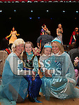 Catherine, Kaylee, Sharon and Kate at the Princess Ball in the Barbican.<br /> <br /> Photo - Jenny Matthews
