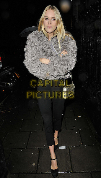 LONDON, ENGLAND - FEBRUARY 04: Mary Charteris attends the InStyle Best of British Talent party to celebrate the EE BAFTA Film Awards later this month, Dartmouth House, Charles St., on Tuesday February 04, 2014 in London, England, UK.<br /> CAP/CAN<br /> &copy;Can Nguyen/Capital Pictures