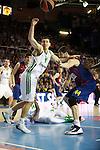 Dimitris Diamantidis vs Ante Tomic.