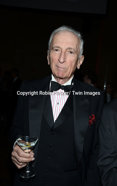 Gay Talese attends the 2013 National Book Awards Dinner and Ceremony on November 20, 2013 at Cipriani Wall Street in New York City.