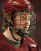 Michael Floodstrand (Harvard - 44) - The Harvard University Crimson practiced at the United Center on Wednesday, April 5, 2017, in Chicago, Illinois.
