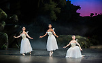 English National Ballet;<br /> La Sylphide;<br /> Julia Conway;<br /> Precious Adams;<br /> Georgia Bould;