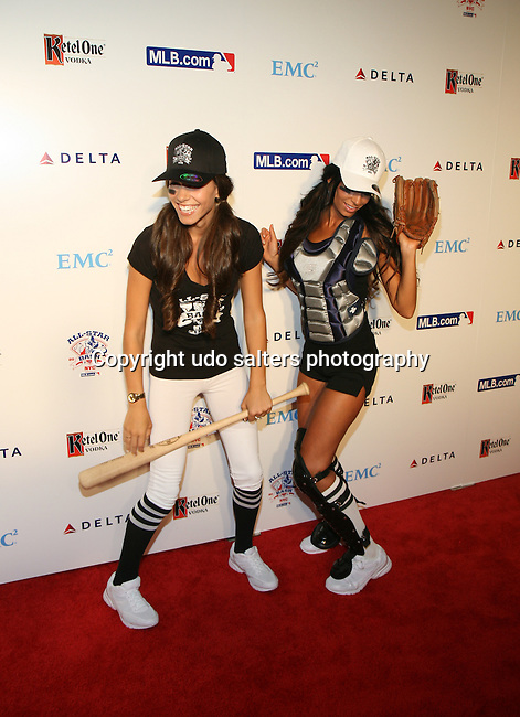 All-Star Bash Presented by MLB.com Hosted by Alyssa Milano Held at the Roseland Ballroom, NY