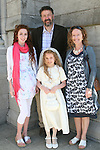 Eve Heraty and family at the Scoil Aonghusa Communion in St.Peters Church...Photo NEWSFILE/Jenny Matthews.(Photo credit should read Jenny Matthews/NEWSFILE)....This Picture has been sent you under the condtions enclosed by:.Newsfile Ltd..The Studio,.Millmount Abbey,.Drogheda,.Co Meath..Ireland..Tel: +353(0)41-9871240.Fax: +353(0)41-9871260.GSM: +353(0)86-2500958.email: pictures@newsfile.ie.www.newsfile.ie.FTP: 193.120.102.198.