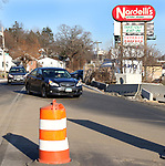 WATERBURY CT. 11 December 2018-121018SV06-I84 construction project, Plank Road is set to open this week in Waterbury.<br /> Steven Valenti Republican-American