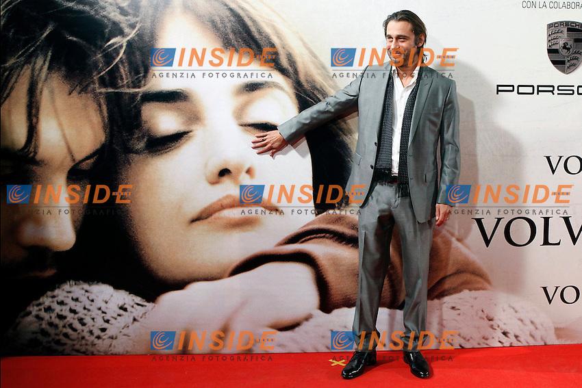 Jordi Molla.Madrid 10/1/2012 Capitol Cinema .Venuto al Mondo Premiere.Foto Caro Marin / Alterphotos / Insidefoto .ITALY ONLY