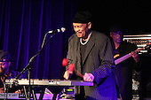 Legendary rhythm and blues musician, Roy Ayers performed at The Promontory Saturday evening.  The Promontory is located at 5311 S. Lake Park Ave.