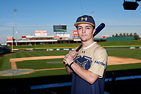 Gary Hess during the Under Armour All-America Tournament powered by Baseball Factory on January 17, 2020 at Sloan Park in Mesa, Arizona.  (Zachary Lucy/Four Seam Images)