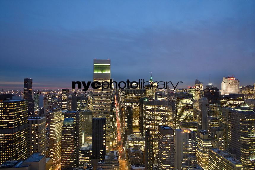 Roof View at 151 East 58th Street