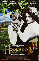 BNPS.co.uk (01202 558833)<br /> Pic: SonyPictures/BNPS<br /> <br /> The poster for the film which features the house in the back left.<br /> <br /> Fans of the Oscar-winning film Howards End could follow in the footsteps of Anthony Hopkins and Emma Thompson - as the house that starred in the film is now on the market for &pound;3.95million.<br /> <br /> Peppard Cottage in Rotherfield Peppard, Oxfordshire, is so integral to the plot of the 1992 Merchant Ivory production it even features on the cover of the DVD.<br /> <br /> The idyllic ivy-covered property, which dates back to the 14th century, has also been used for other classic British shows such as Poirot, Inspector Morse and Midsomer Murders.<br /> <br /> The beautiful rural home, on the market with Knight Frank, has eight bedrooms and 2.3 acres of grounds.