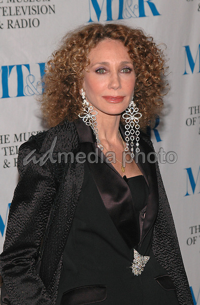 26 May 2005 - New York, New York - Marisa Berenson arrives at The Museum of Television and Radio's Annual Gala where Merv Griffin is being honored for his award winning career in radio and television.<br />