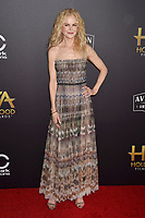 BEVERLY HILLS, CA - NOVEMBER 04: Nicole Kidman arrives at the 22nd Annual Hollywood Film Awards at the Beverly Hilton Hotel on November 4, 2018 in Beverly Hills, California.<br /> CAP/ROT/TM<br /> &copy;TM/ROT/Capital Pictures