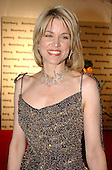 Paula Zahn arrives at the Bloomberg party following the 2002 White House Correspondents Dinner in Washington, DC on May 4, 2002.<br /> Credit: Ron Sachs / CNP