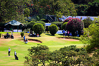 General view of 9th hole during the third round of the of the Barclays Kenya Open played at Muthaiga Golf Club, Nairobi,  23-26 March 2017 (Picture Credit / Phil Inglis) 25/03/2017<br /> Picture: Golffile | Phil Inglis<br /> <br /> <br /> All photo usage must carry mandatory copyright credit (© Golffile | Phil Inglis)