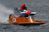 10-Z, 157-G   (Outboard Hydroplanes)