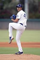Luis Meza - 2012 AZL Dodgers (Bill Mitchell)