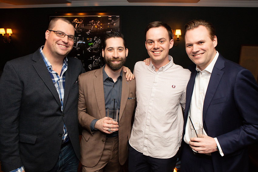 New York, NY - May 21, 2018:  The Time Out New York Bar Awards at Analogue in Greenwich Village.<br /> <br /> CREDIT: Clay Williams.<br /> <br /> &copy; Clay Williams / http://claywilliamsphoto.com