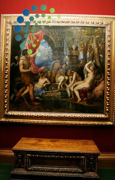 Campaigners have secured the &pound;50m they need to buy a 16th Century painting by Titian for the nation.<br /> <br /> The painting - Diana and Actaeon - was offered for sale by its owner, the Duke of Sutherland, last summer.<br /> <br /> The National Galleries of Scotland and London's National Gallery were jointly trying to raise the money.<br /> <br /> The Scottish Government has pledged &pound;12.5m, &pound;7.4m has come from public donations and &pound;12.5m has come from National Galleries in London.<br /> <br /> The rest of the money has come from the National Heritage Memorial Fund, which has given &pound;10m; the Monument Trust has pledged &pound;2m; &pound;4.6m has come from the National Galleries of Scotland and &pound;1m was secured from the Art Fund. <br /> Pictue: Universal News and Sport