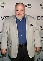 "LOS ANGELES - MARCH 2: Stephen McKinley attends the premiere of the new FX limited series ""Devs"" at ArcLight Cinemas on March 2, 2020 in Los Angeles, California. (Photo by Frank Micelotta/FX Networks/PictureGroup)"