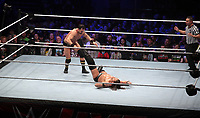 WWE - Sheffield Arena 2018