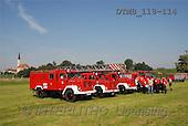 Feuerwehrautos, coches de los bomberos
