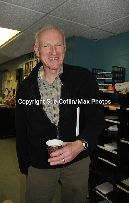 """Guiding Light James Rebhorn """"Bradley Raines"""" stars in Twelve Angry Men on opening night, March 16, 2012 at the George Street Playhouse, New Brunswick, NJ.  (Photo by Sue Coflin/Max Photos)"""