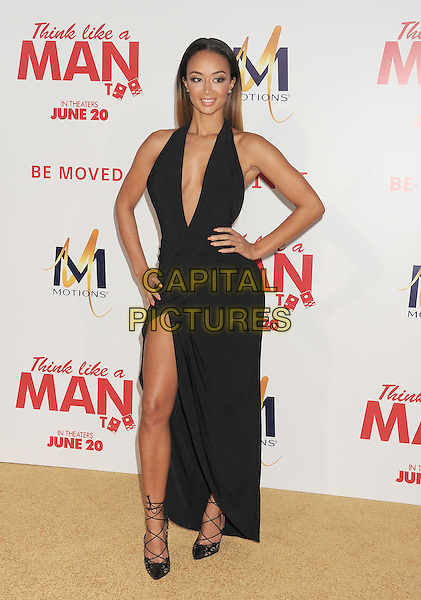 HOLLYWOOD, CA- JUNE 09: TV personality Draya Michele attends the Los Angeles Premiere of 'Think Like A Man Too' at TCL Chinese Theatre on June 9, 2014 in Hollywood, California.<br /> CAP/ROT/TM<br /> &copy;Tony Michaels/Roth Stock/Capital Pictures