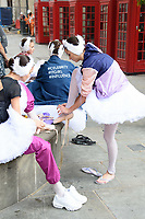 St Petersburg ballet photocall london