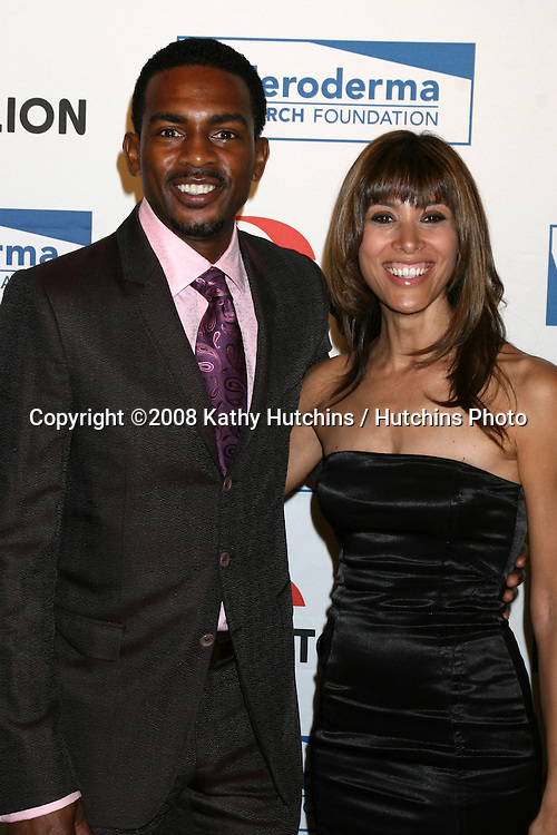 """Bill Bellamy.""""Cool Comedy, Hot Cuisine"""" 2008.Beverly Wilshire Hotel.Beverly Hills, CA.April 16, 2008.©2008 Kathy Hutchins / Hutchins Photo"""