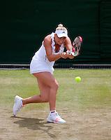 24-06-11, Tennis, England, Wimbledon, Caroline Wozniacki