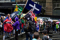Reclaim Australia Rally, Sydney 04.04.15